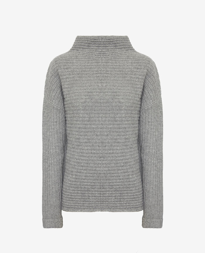 Pullover Grau INTUITION