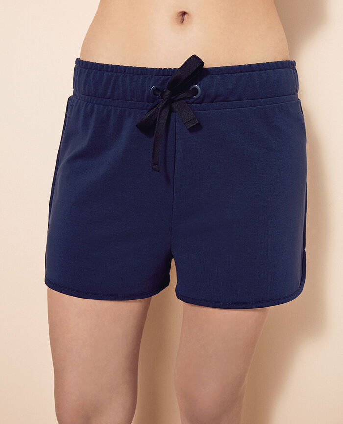 Boxershorts Marineblau AIR LOUNGEWEAR