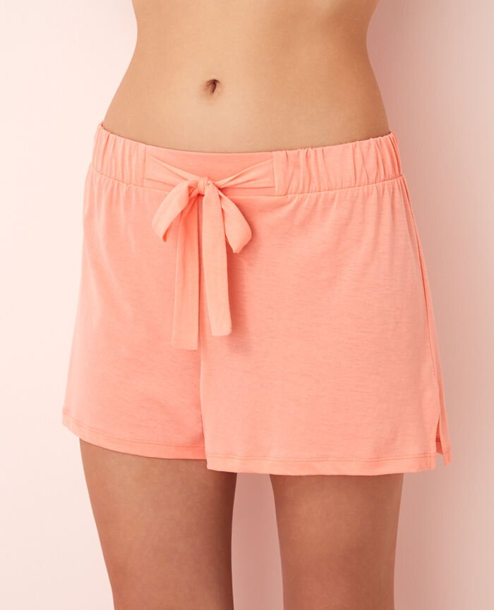 Pyjama-Shorts Grapefruit Rosa LATTE