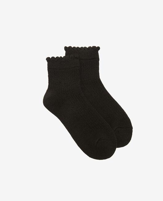 Socken Schwarz BALLET