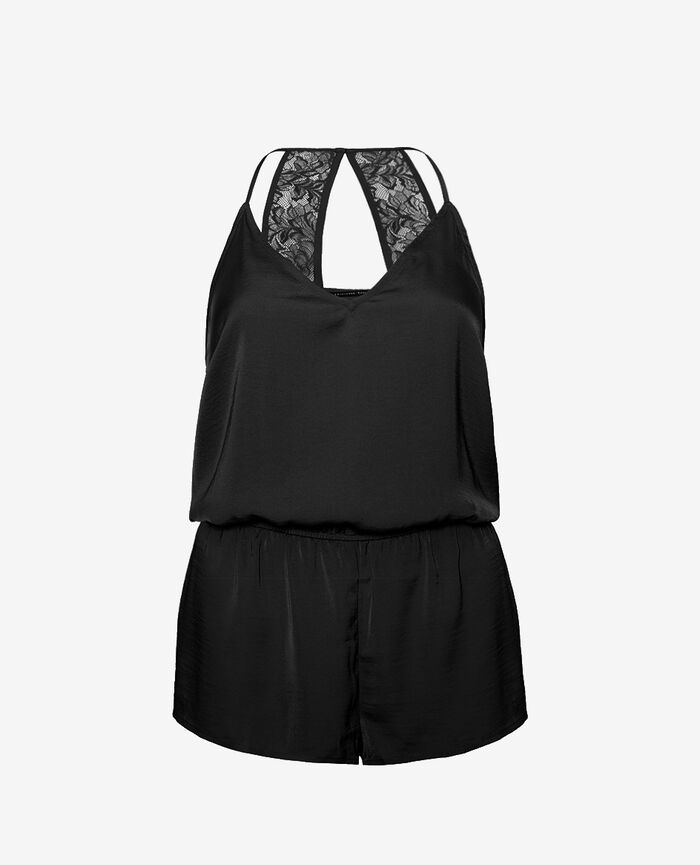 Kombi-Shorts Schwarz MINUIT
