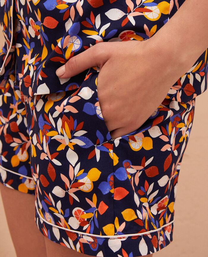 Pyjama-Set Lemon blue PRINCESSE TAM.TAM x UNIQLO