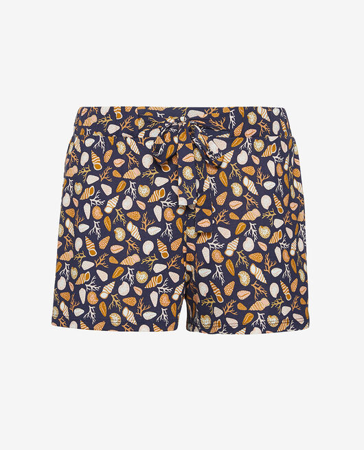 Pyjama-Shorts Muschel marineblau TAMTAM SHAKER