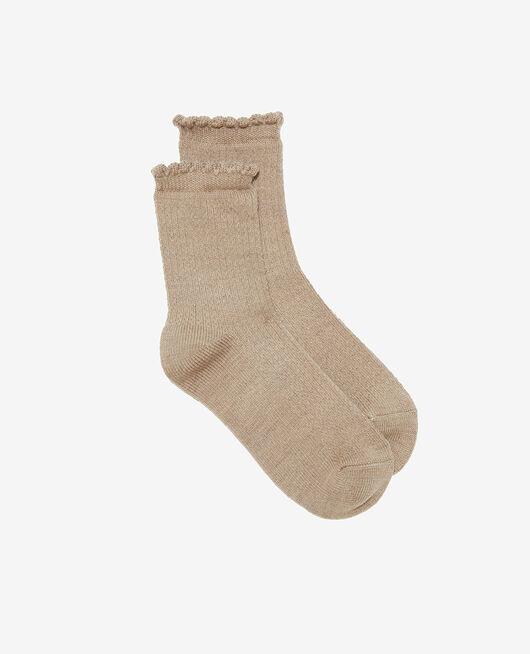 Socken Beige meliert BALLET