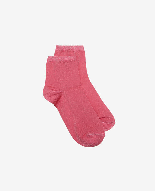 Socken Hibiskus Rosa DIAMOND