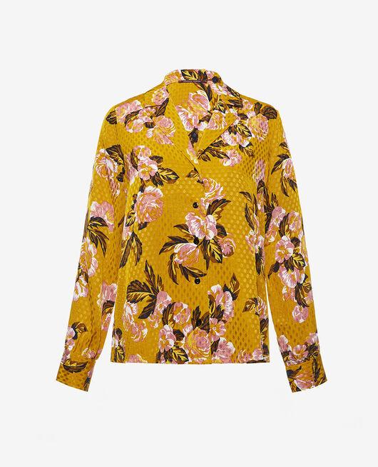 Pyjama-Jacke Boudoir gelb BOUDOIR