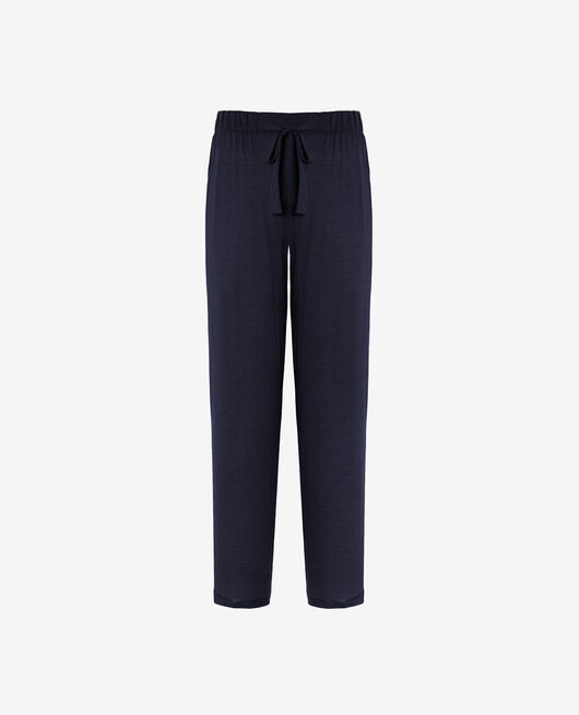 Pyjama-Hose Marineblau LATTE