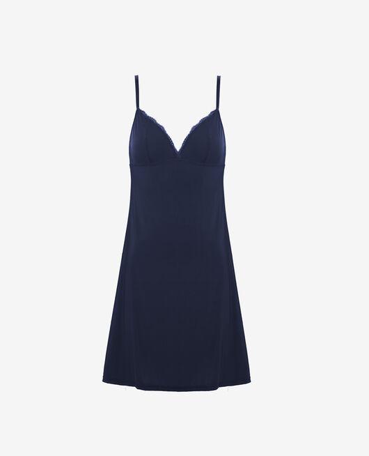 Nachtkleidchen Marineblau TAKE AWAY