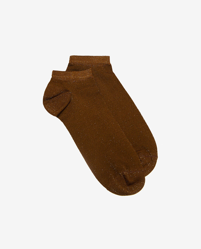 Socken Cocktail braun GALAXY