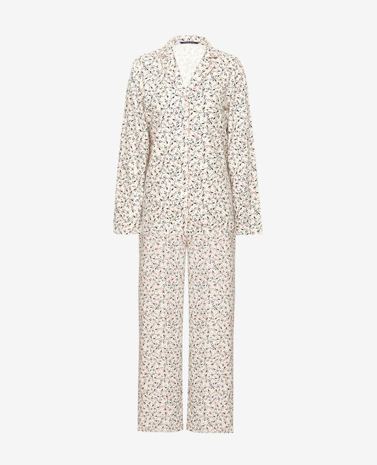 Pyjama-Set Elfenbein-Holly PRINCESSE TAM.TAM x UNIQLO