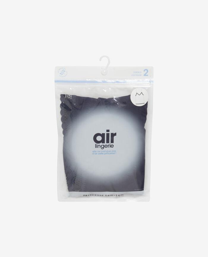 Caraco Gewitterblau AIR