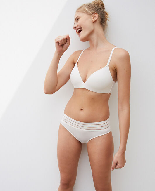 Shorty Weiß rosé AIR LINGERIE