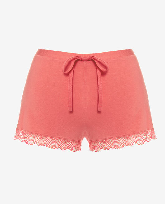 Pyjama-Shorts Java rosa REVERIE