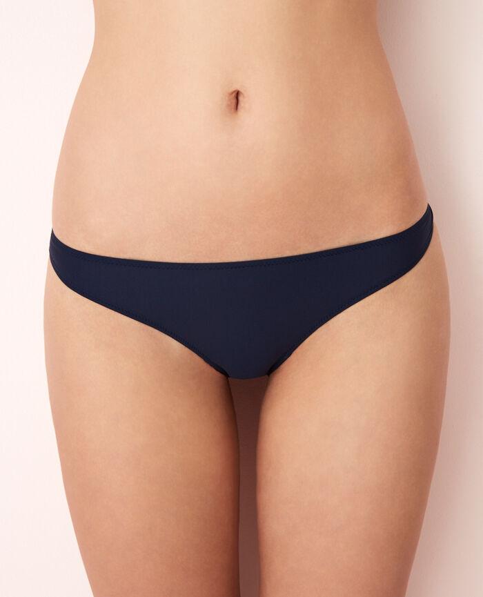 Low-cut Slip Marineblau TAYLOR