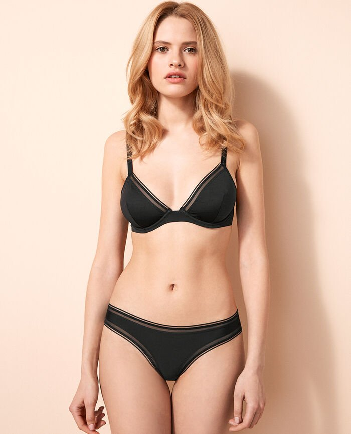 String Schwarz MAKE UP