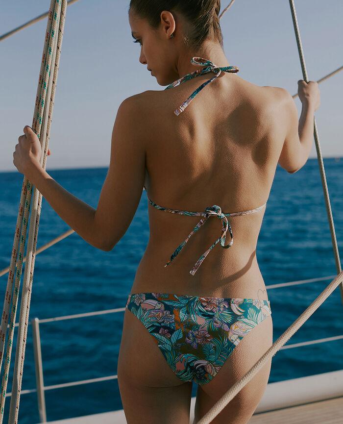 Bikini-Tanga Exotisch TWIST