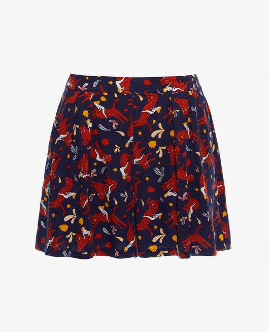 Pyjama-Shorts agathe leo FELINE