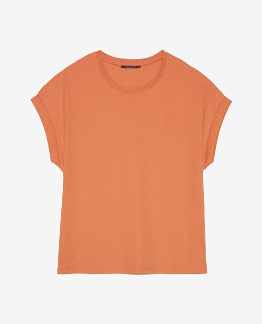 Kurzärmliges T-Shirt Blush SUPIMA