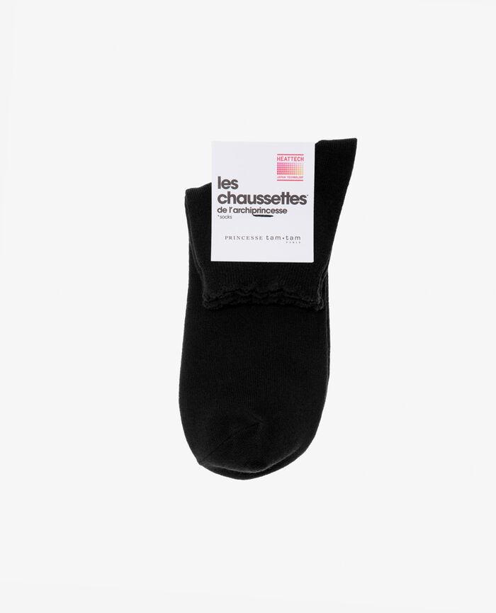 Socken Schwarz FEMININE
