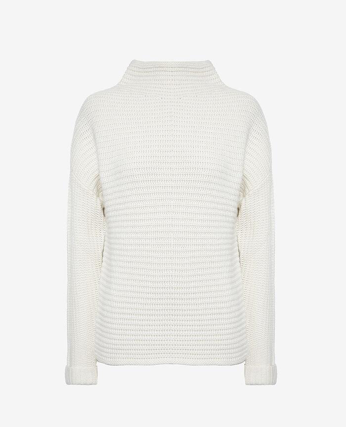 Pullover Elfenbeinfarben INTUITION