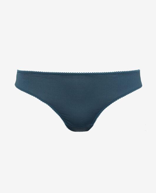 Low-cut Slip Graphite Grau AIR LINGERIE
