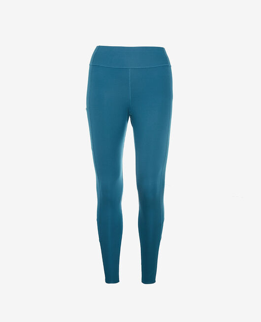 Lange Laufhose Jazz blau RUN