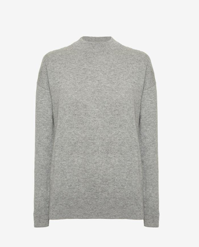 Pullover Grau ICONE