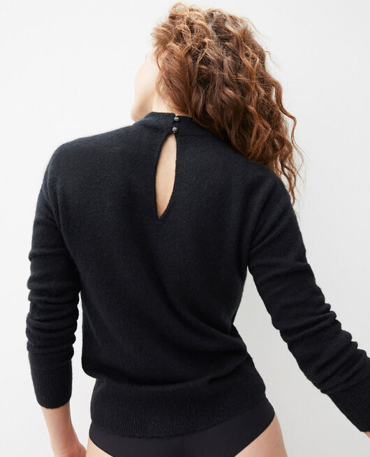 Pullover Schwarz SWEET