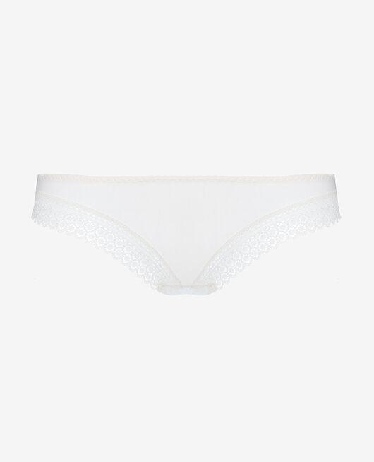 Low-cut Slip Weiß rosé EVIDENCE