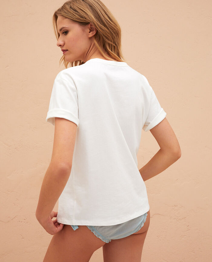 Kurzärmliges T-Shirt Palmeraie SUMMER