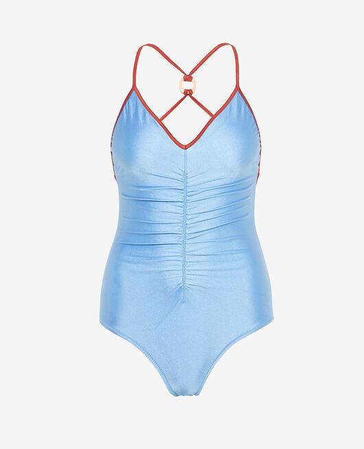 Badeanzug Nalin blau VACANZE