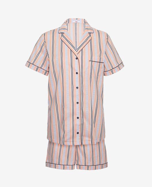 Pyjama-Set Stripe baby pink PRINCESSE TAM.TAM x UNIQLO