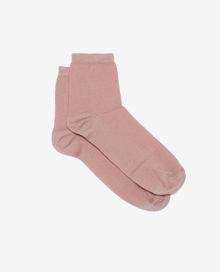 Socken Rosa Granatapfel DIAMOND