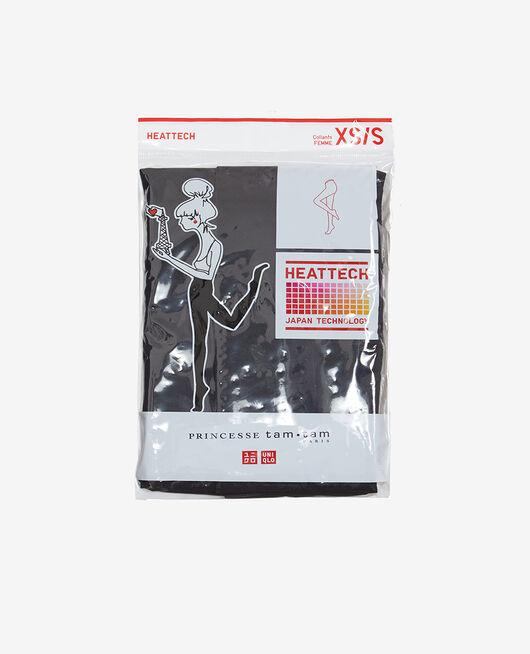 Strumpfhose Heattech® Schwarz HEATTECH
