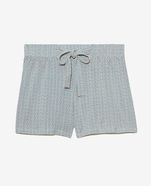Pyjama-Shorts Apatsche Elfenbein TAMTAM SHAKER