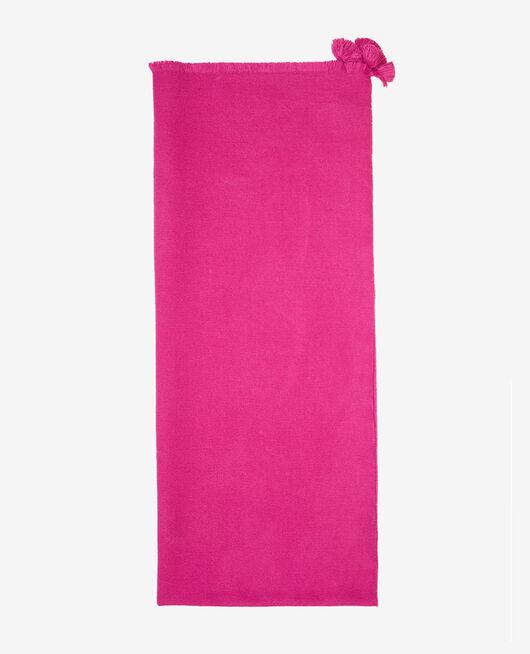 Schal Fuchsia rosa COLOR