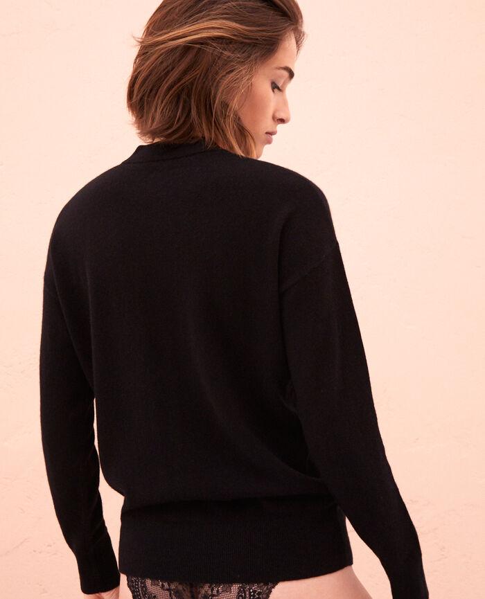 Pullover Schwarz ICONE