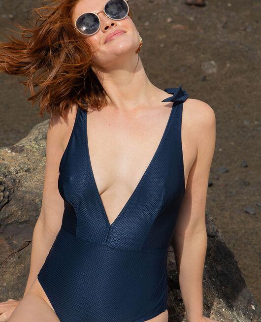 Badeanzug Nachtblau REVE