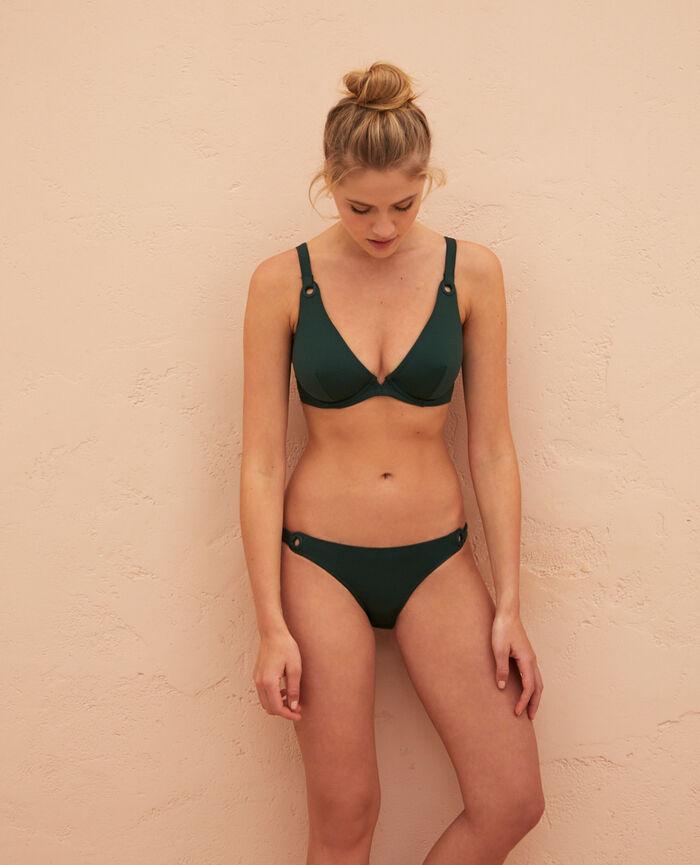 Bikinislip Keramik Grün IMPALA