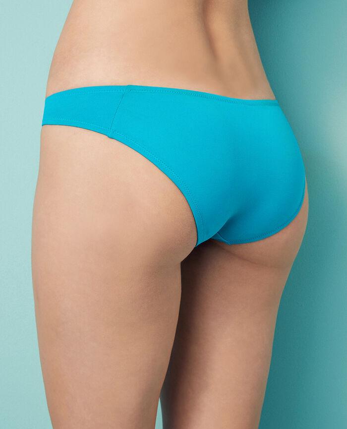 Auschnittenes Bikinislip Rosa Streifen PRINCESSE TAM.TAM x UNIQLO