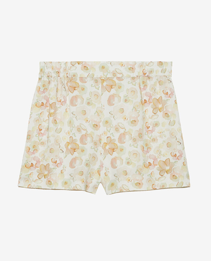 Pyjama-Shorts Romantik ATTITUDE IMPRIME