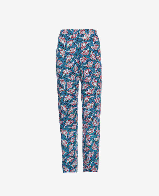 Pyjama Hose orient green BAHIA