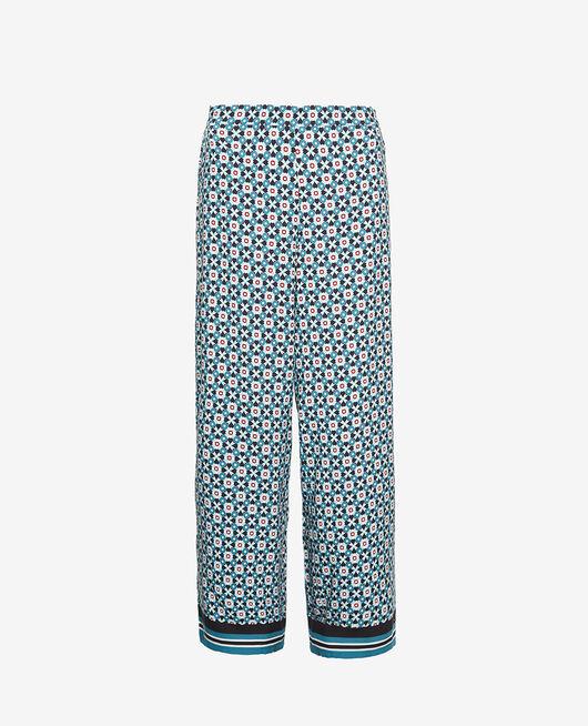 Pyjama Hose agadir green BAHIA
