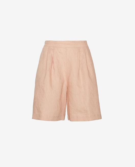 Shorts Beige meliert CHIC LIN