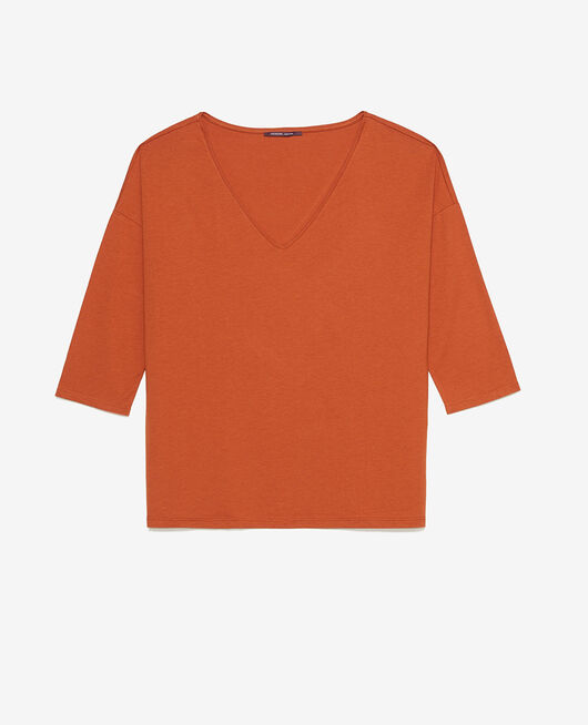Langärmliges T-Shirt Ginger Bread PARESSE