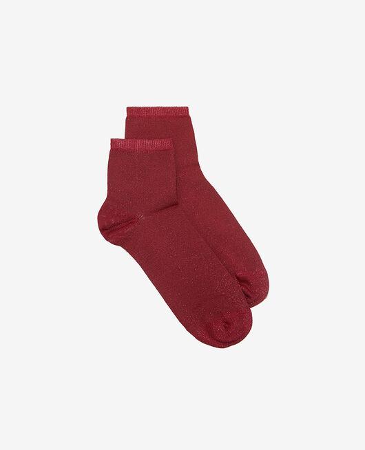 Socken Henne Braun DIAMOND