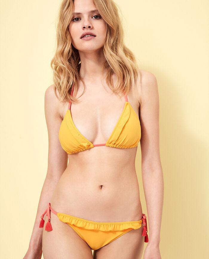 Bikinislip Bananengelb BOMBA
