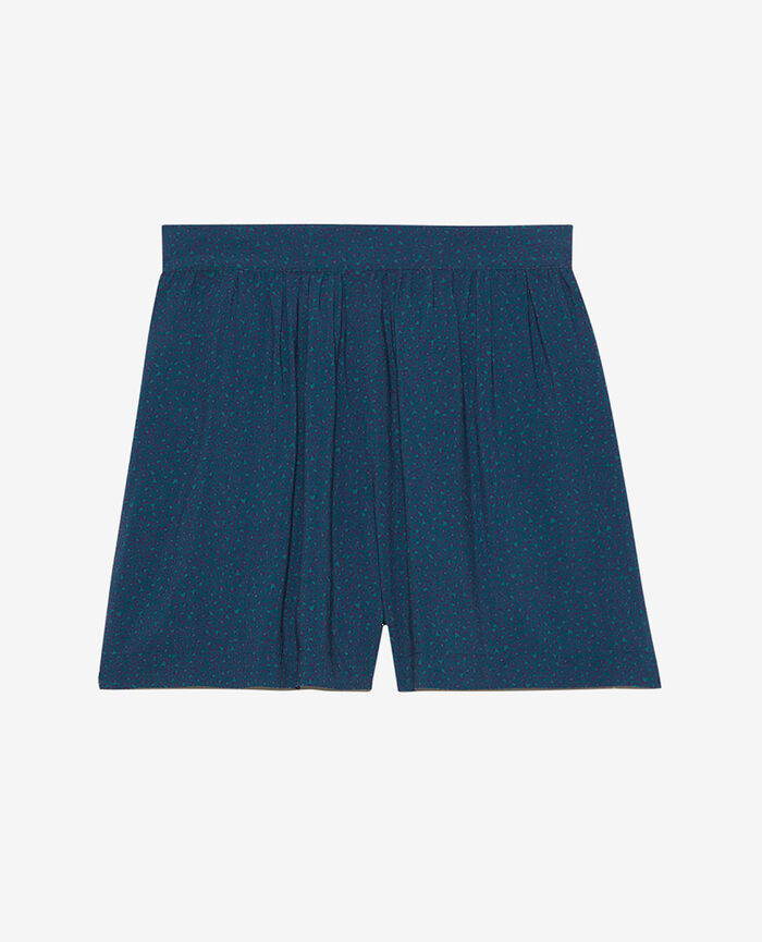 Shorts Leo sombreroblau FANCY VISCOSE