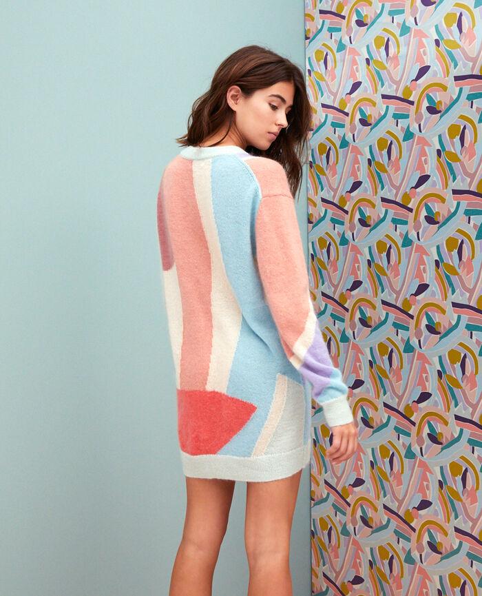 Kleid Multico SOPPIATTO