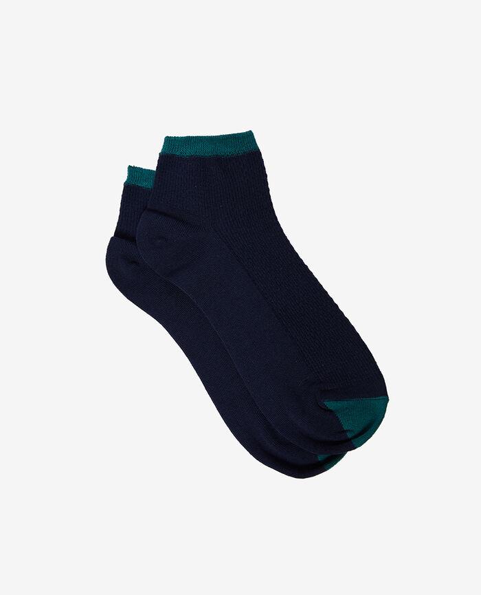 Sport-Socken Marineblau SOCKS